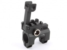 Front folding Vltor RIS sight for M4/M16 [E&C]