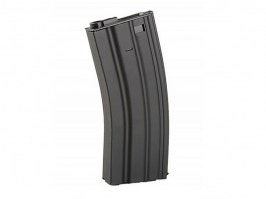 Hi-Cap 300 rounds magazine for M4 - Black [E&C]