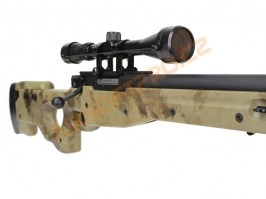SAG L96 Sniper UPGRADE + scope + bipod - A-TACS AU [E&C]