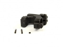 Knight style URX flip-up front sight [E&C]