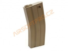 Mid-Cap 160 rounds magazine for M4 - TAN [TopArms]