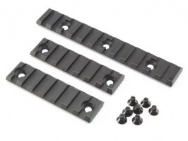 Metal CNC RIS rails for URX3 foregrips - 3 pcs [E&C]