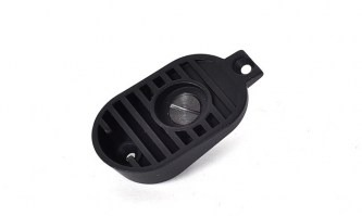 Metal M4/M16 hand grip motor cover [E&C]