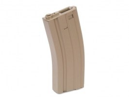 Hi-Cap 300 rounds magazine for M4 - TAN