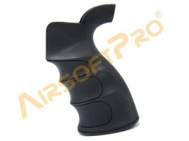 Ergonomic hand grip for M4/M16 - black [Element]