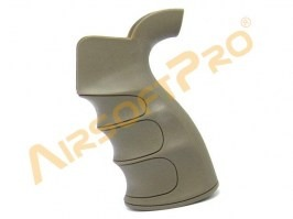 Ergonomic hand grip for M4/M16 - TAN [Element]