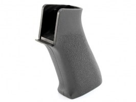 HK416 style grip for electric guns - black