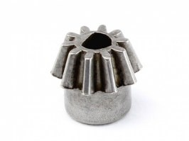 Steel pinion gear - half rounded (D type) [Element]