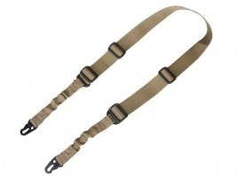 2-point bungee rifle sling - TAN [EmersonGear]