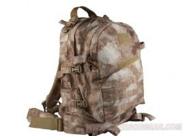 3-Day Molle Assault Backpack Bag, Nylon 1000D, 35L - A-TACS-AU [EmersonGear]