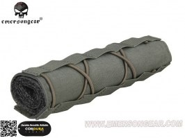 22cm Airsoft Suppressor Cover - FG [EmersonGear]