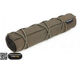 22cm Airsoft Suppressor Cover - Ranger Green [EmersonGear]