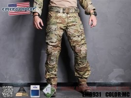 Blue Label Assault Pants - Multicam [EmersonGear]