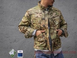 Blue Label TCU Style Thermolite Jacket - Multicam [EmersonGear]