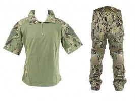 Combat BDU set AOR2 Summer edition Gen2 [EmersonGear]