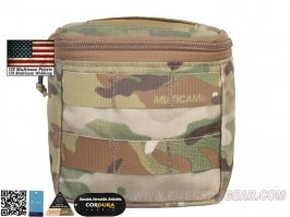 Concealed Glove Pouch - Multicam Arid (MCAD) [EmersonGear]
