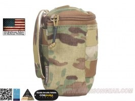 Concealed Glove Pouch - Multicam (MC) [EmersonGear]