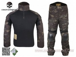 Bojová uniforma Multicam Black - Gen2 [EmersonGear]