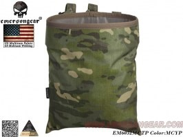 Empty magazine ammo dump bag - Multicam Tropic [EmersonGear]