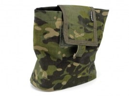 Empty magazine ammo folding dump bag - Multicam Tropic [EmersonGear]