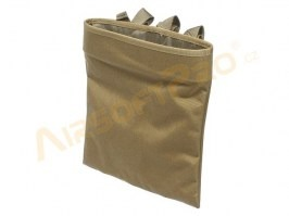 Empty magazine ammo dump bag - Coyote Brown (CB) [EmersonGear]