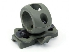 Helmet flashlight mount - FG [EmersonGear]