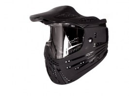 Full face protection mask Anti-Strike - black  [EmersonGear]