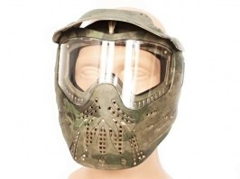 Full face protection mask Anti-Strike - A-TACS FG