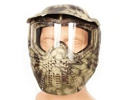 Full face protection mask Anti-Strike - Highlander