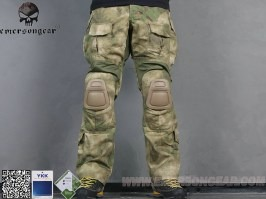 G3 Combat Pants-Advanced Version 2017 - A-TACS FG [EmersonGear]