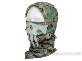 Luminous fast dry ghost hood - AOR2 [EmersonGear]