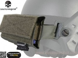 Helmet Accessories Pouch - FG [EmersonGear]