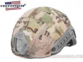 Hybrid FAST Helmet Cover - Original Multicam fabric [EmersonGear]