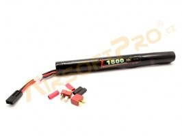 Battery Li-Ion 11,1V 1500mAh 15C - Mini Stick [EmersonGear]