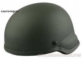 MICH 2002 helmet replica - OD colour [EmersonGear]