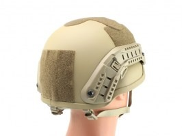 MICH 2002 helmet replica - Special action - DE colour [EmersonGear]