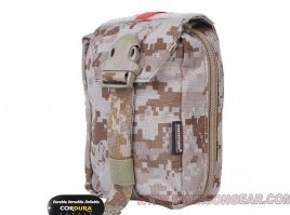 Military first aid kit pouch- AOR1 [EmersonGear]