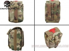 Military first aid kit pouch- Multicam [EmersonGear]