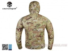 Lehká SoftShellová bunda Outdoor Tactical  - Multicam [EmersonGear]