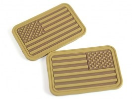 PVC 3D patches