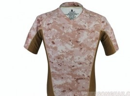 Skin tight base layer Shirt - AOR1 [EmersonGear]