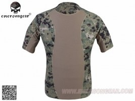 Skin tight base layer Shirt - AOR2 [EmersonGear]