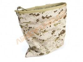 Empty magazine ammo dump bag - AOR1, Digital desert [EmersonGear]