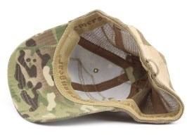 ... Vojenská čepice - kšiltovka se síťkou - Multicam  EmersonGear  847a779ec3