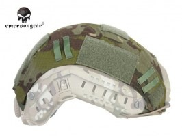 FAST Helmet Cover - Multicam Tropic [EmersonGear]
