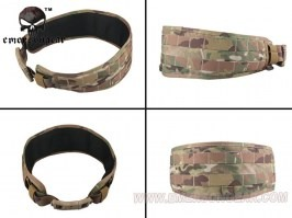 Tactical MOLLE Belt - A-Tacs FG [EmersonGear]