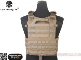 LBT 6094K Tactical Vest - Coyote Brown (CB) [EmersonGear]
