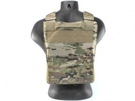 419 Plate Carrier Tactical Vest - Multicam [EmersonGear]
