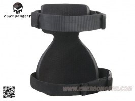 ARC Style Military Kneepads - black [EmersonGear]