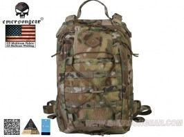 Assault Operator Backpack, 13,5L - removable straps - Multicam [EmersonGear]